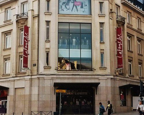 esterno Galeries Lafayette