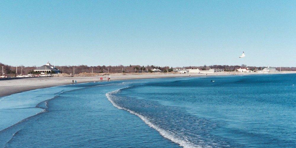 Narragansett Town Beach, Narragansett, RI