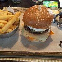 Opravdu dobrý Burger
