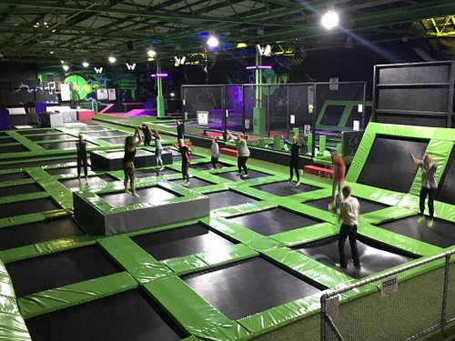 Pictures from Flipout Preston