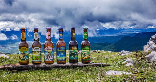 Shangri-La is a magical place and we're dedicated to brewing a magical beer