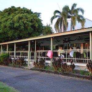 Cornucopia Museum Cafe/Restaurant one of the best in Darwin