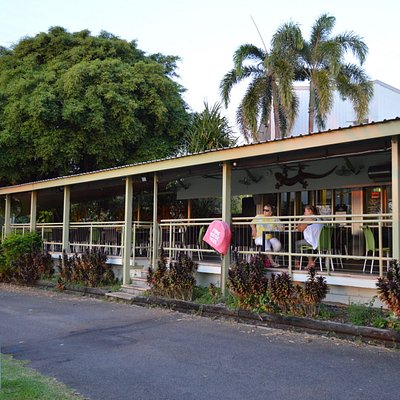 Cornucopia Museum Cafe/Restaurant one of the best in Darwin