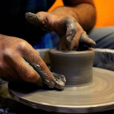 Clay Botik-Wheel Pottery