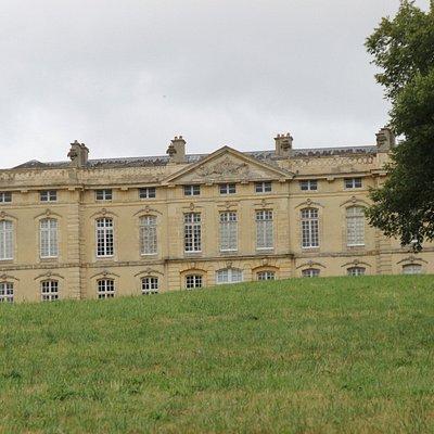 Chateau du Bourg-Saint-Leonard back