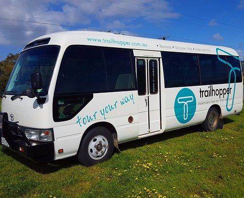 The TrailHopper Bus!