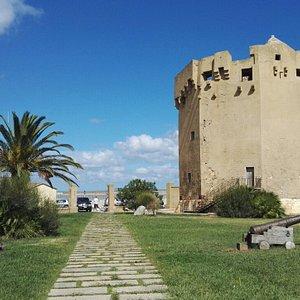 Porto Torres torre aragonese