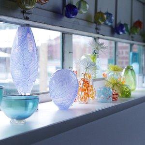 Hand-Blown Glass Gallery