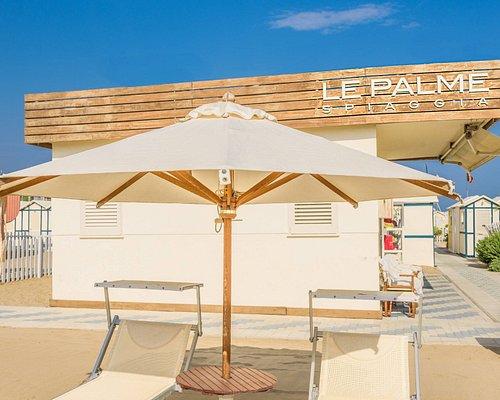 Spiaggia Le Palme 88-89