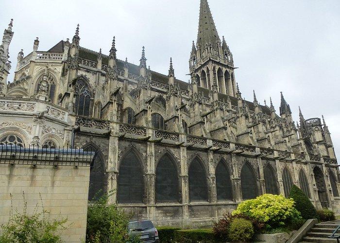 Partie gothique