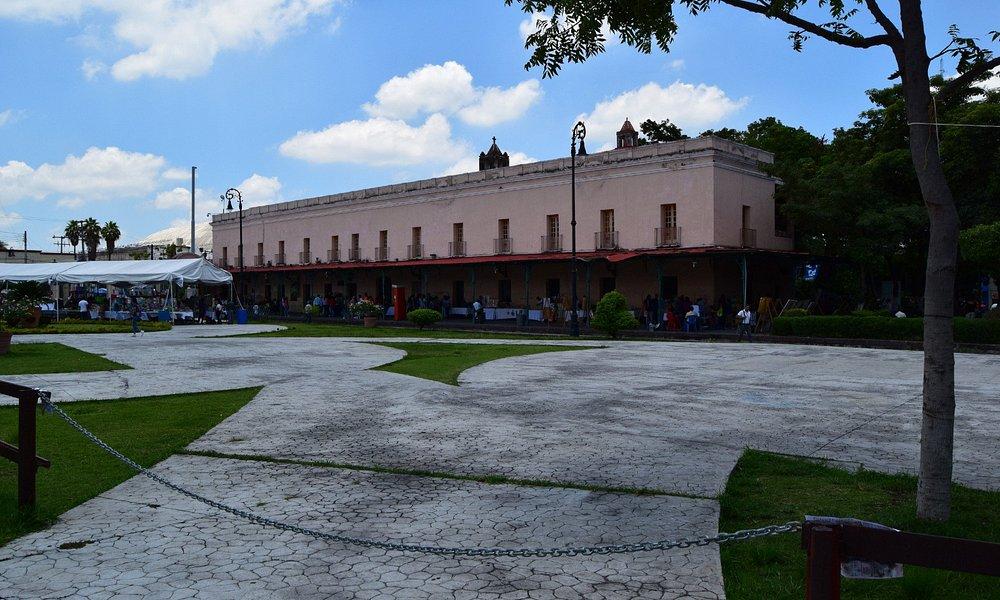Vista de la Estacion