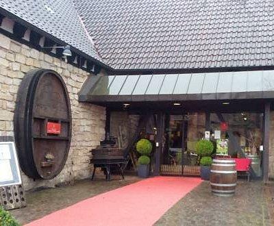 Deutsches Weintor in Schweigen