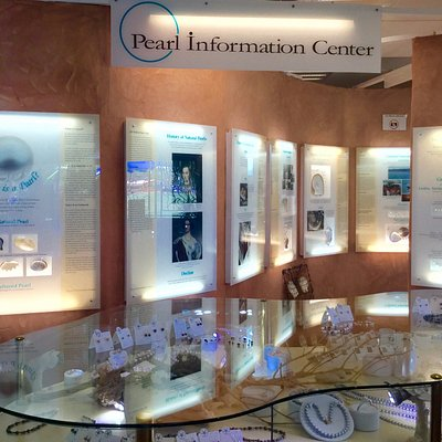 Pearl information centre. Free walk through guide of pearls of the world, history, grading etc.