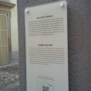 Palazzo Rubini - Romano di Lombardia.