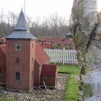 Sct. Nicolai Kirke i Minibyen i Varde