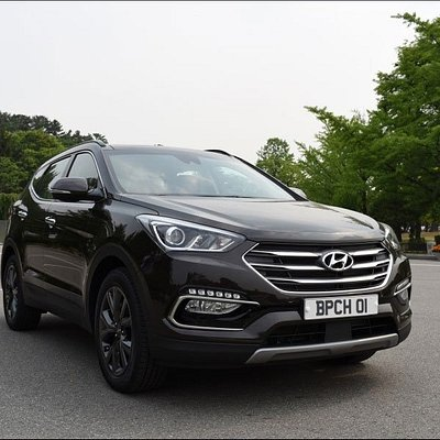 Hyundai SantaFe Luxury Taxi