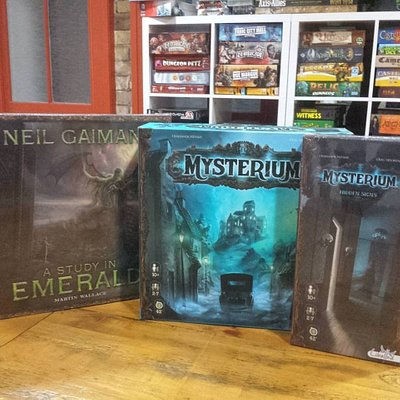 New games coming in