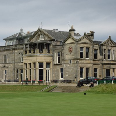 The R&A Clubhouse