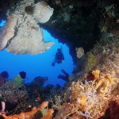 Bomba Atoll is stunning!!!