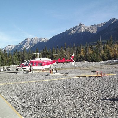 Alpine Helicopters mot to be missed