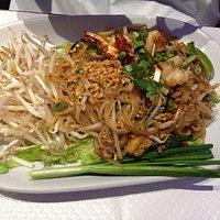 Pad Thai crevette