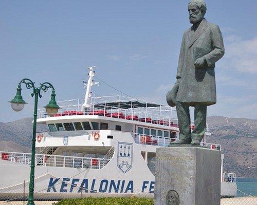 Statue of Andreas Laskaratos