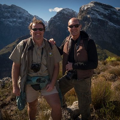 Your Hosts - Andreas Groenewald & Steven Greaves