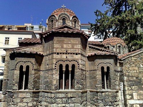 Little Mitropolis Church