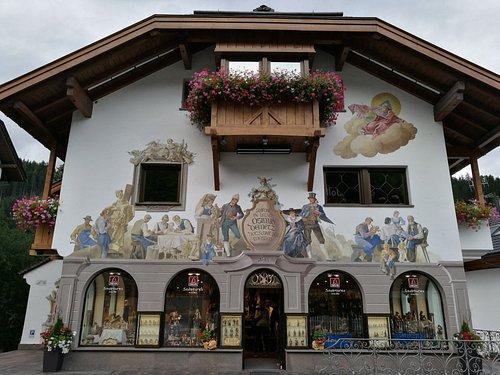Il palazzo di Deur