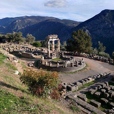 The Sanctuary of Athena