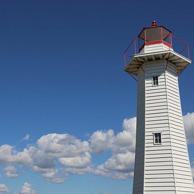 Cleveland point lighthouse