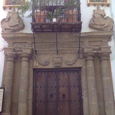 Casa de las Columnas