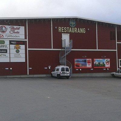 Hemavans shoppingcenter
