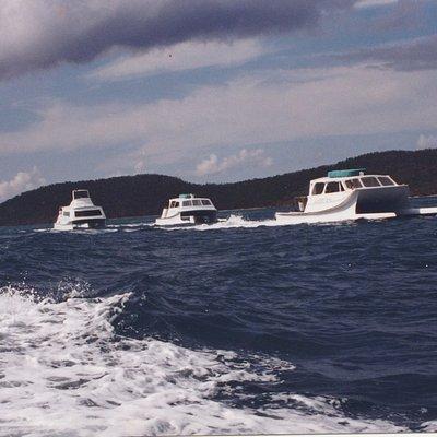 Our fleet!