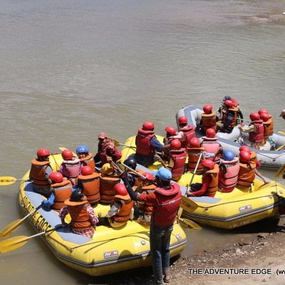 Rafting activities BY kunhar river rafting enterprise a project of ADVENTURE EDGE (PVT)LTD