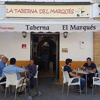 Taberna del Marques. Moguer