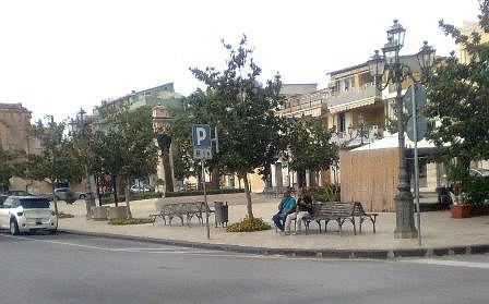 Piazza Plebiscito lato Est