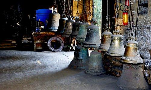 fonderia delle campane