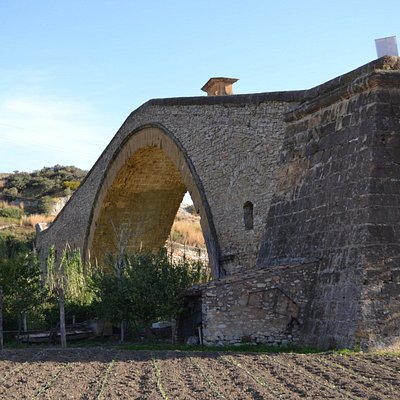 ponte San leonardo (Daidone) vista posteriore