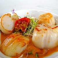 Best scallops I ever ate in my life!