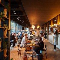 Café Lou's plek