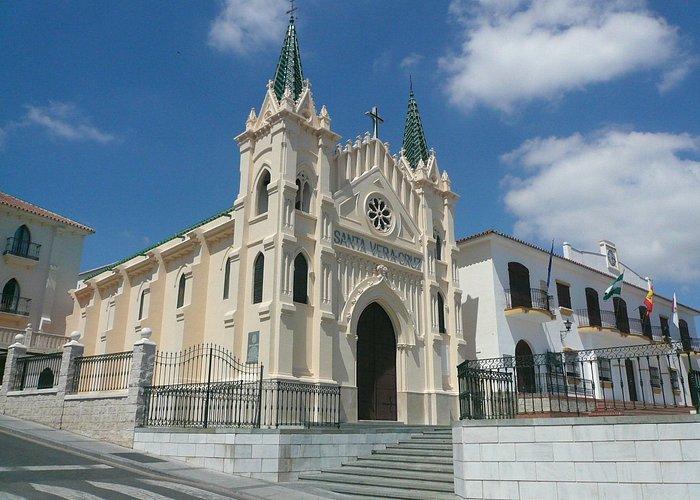 Iglesia Santa Vera Cruz, Alhaurin el Grande, Spain
