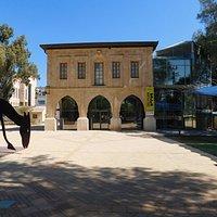 Negev Museum of Art - first building