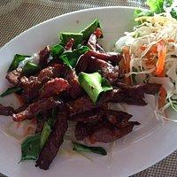 Sun-dried Pork