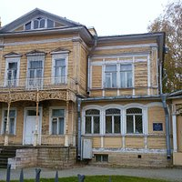 Дом Гейрота в Петергофе