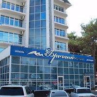 Ресторан Бригантина в одноимённом отеле
