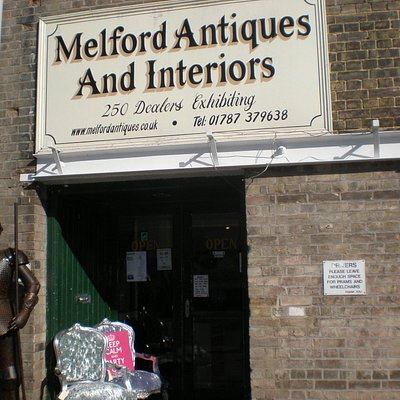 Medford Antiques, Long Melford, Suffolk