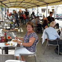 Dag menu  voor 15 euro