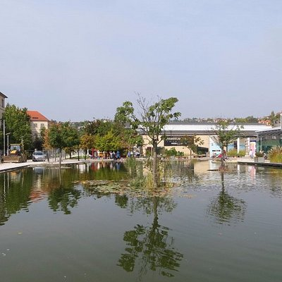 One of the lakes