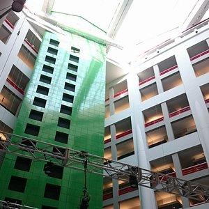 Atrium at CBC